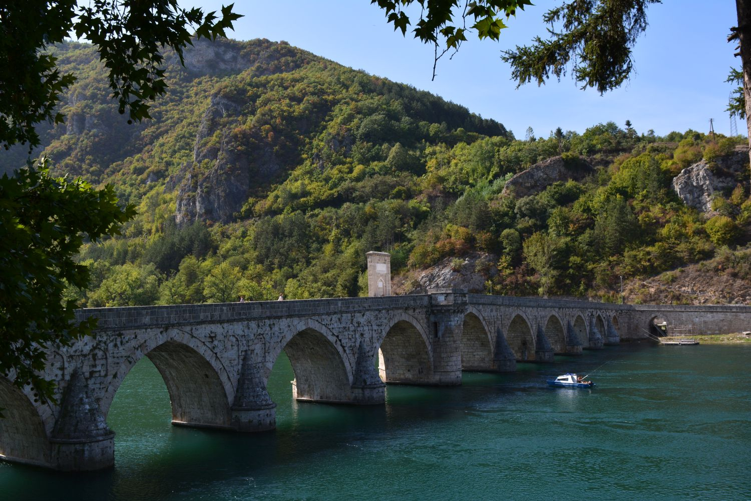The bridges of bosnia herzegovina balkan diskurs the mehmed paa sokolovi bridge in viegrad credit marta vidal biocorpaavc